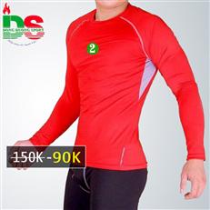 Áo body đỏ vnxk