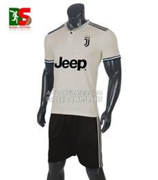 Áo bóng đá Juventus sân khách mẫu thứ 3 2018-2019