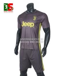 Áo bóng đá Juventus sân khách 2018-2019