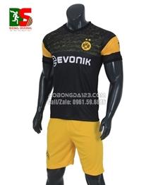 Áo Bóng Đá Dortmund Sân Khách 2018-2019