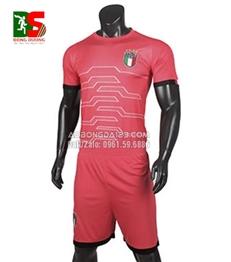 Áo bóng đá đội tuyển Ý Cam World Cup 2018