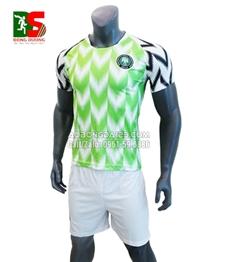 Áo Bóng Đá Đội Tuyển Nigeria World Cup 2018