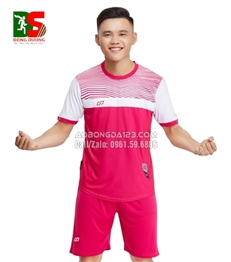 Áo bóng đá không logo Inspire 2018 màu hồng