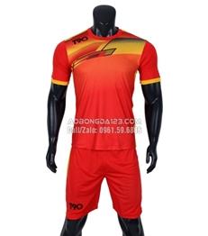 Áo bóng đá không logo T90 2018 màu đỏ