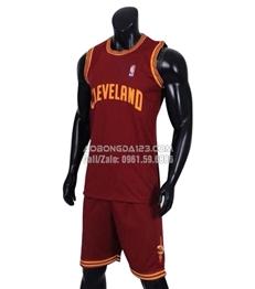Áo bóng rổ Cleveland Bã Trầu 2018-2019