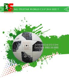 Bóng Telstar W.orld C.u.p 2018 size 5