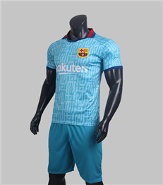 Bộ Bóng Barcelona Sân Khách 2 2019-2020