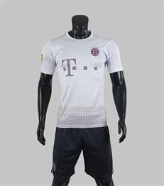 Bộ Bóng Đá Bayern Munich Sân Khách 2019-2020