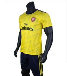 Áo bóng đá Arsenal sân khách 2019-2020