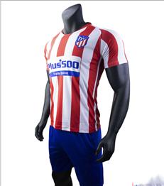Áo bóng đá Atlentico Madrid sân nhà 2019-2020