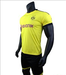 Áo bóng đá Dortmund sân nhà 2019-2020