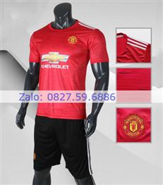 Bộ quần áo bóng đá CP MU đỏ 2020-2021