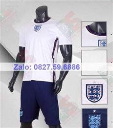 Bộ quần áo bóng đá CP Anh trắng 2020-2021