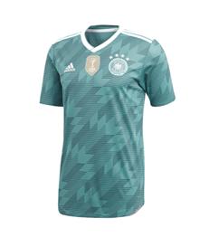 Áo bóng đá đội tuyển Đức sân khách 2019-2020