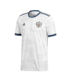 Áo bóng đá đội tuyển Nga sân khách 2019-2020