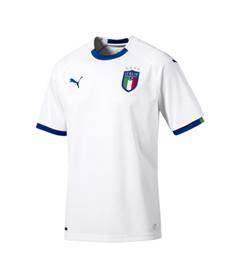 Áo bóng đá đội tuyển Italia sân khách 2019-2020