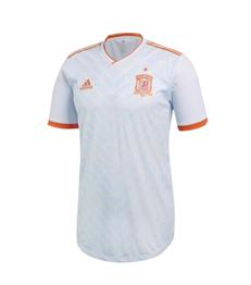 Áo bóng đá đội tuyển Tây Ban Nha sân khách 2019-2020