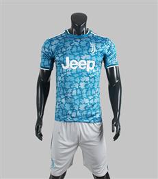 Bộ Bóng Juventus Sân Khách 2 2019-2020