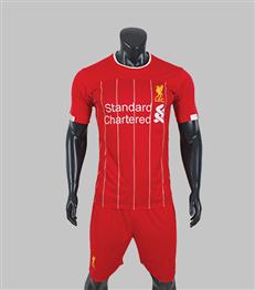 Bộ Bóng Đá Liverpool Sân Nhà 2019-2020