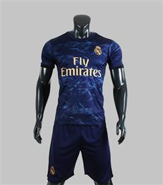 Bộ Bóng Real Madrid Sân Khách 2 2019-2020