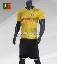 Áo Bóng Đá Dortmund Vàng 2017 2018
