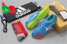 Giày bóng đá Mercurial SF xanh