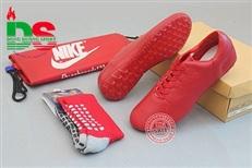 Giày bóng đá Diablo Speed màu đỏ