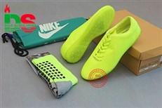 Giày bóng đá Diablo Speed màu xanh chuối