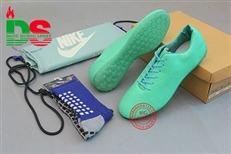 Giày bóng đá Diablo Speed màu xanh ngọc