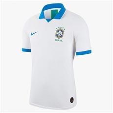 Áo bóng đá đội tuyển Brazil sân khách 2019-2020