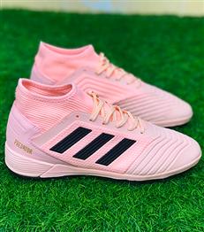 Giày Adidas cổ cao Predator 19.3 TF Hồng Đen