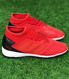 Giày Adidas cổ cao Predator 19.3 TF Đỏ đen