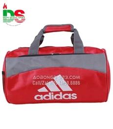 Túi trống thể thao Adidas đỏ