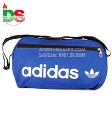 Túi trống thể thao Adidas xanh